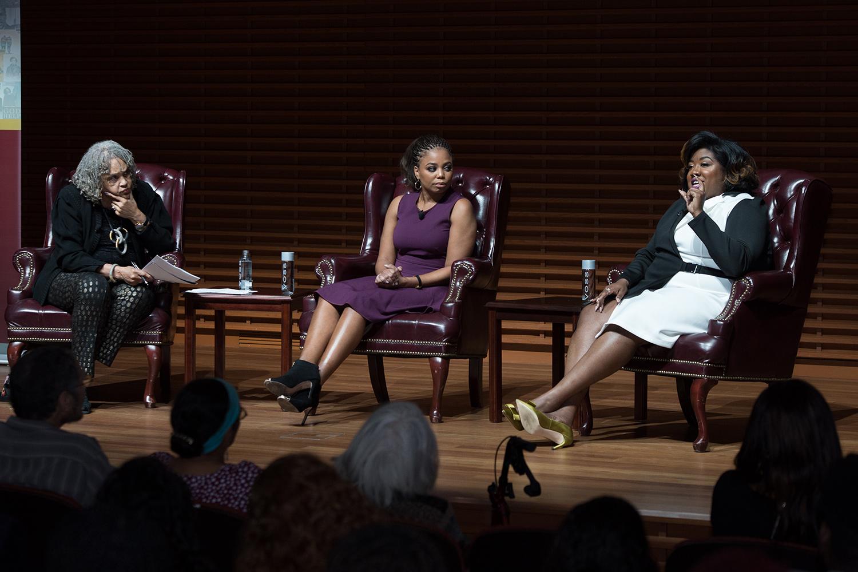 DISSENT: Speaking Up, Speaking Back, Speaking Black Panel