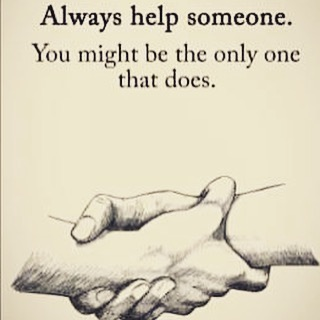 We all need a helping hand at some stage throughout life. Sometimes we even have the capacity to lend our own hand to someone in need.  It can be as simple as 'Are you ok?' or 'I am here for you'  #lendahand #helpinghand #givealittlelove #foodforthought #personalstruggles #ruok #bekind #sharethelove #postivethoughts