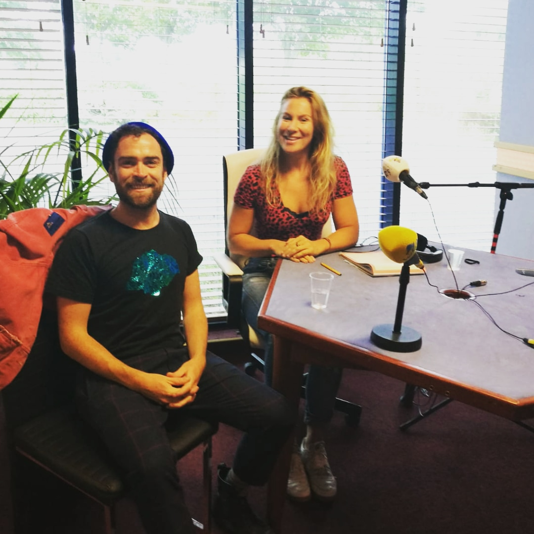 Spent the afternoon chatting all things Brú - Was delighra to be asked to chat about the company, the work and the future with the vury great Lisa Regan on Galway Bay FM last week. Listen here
