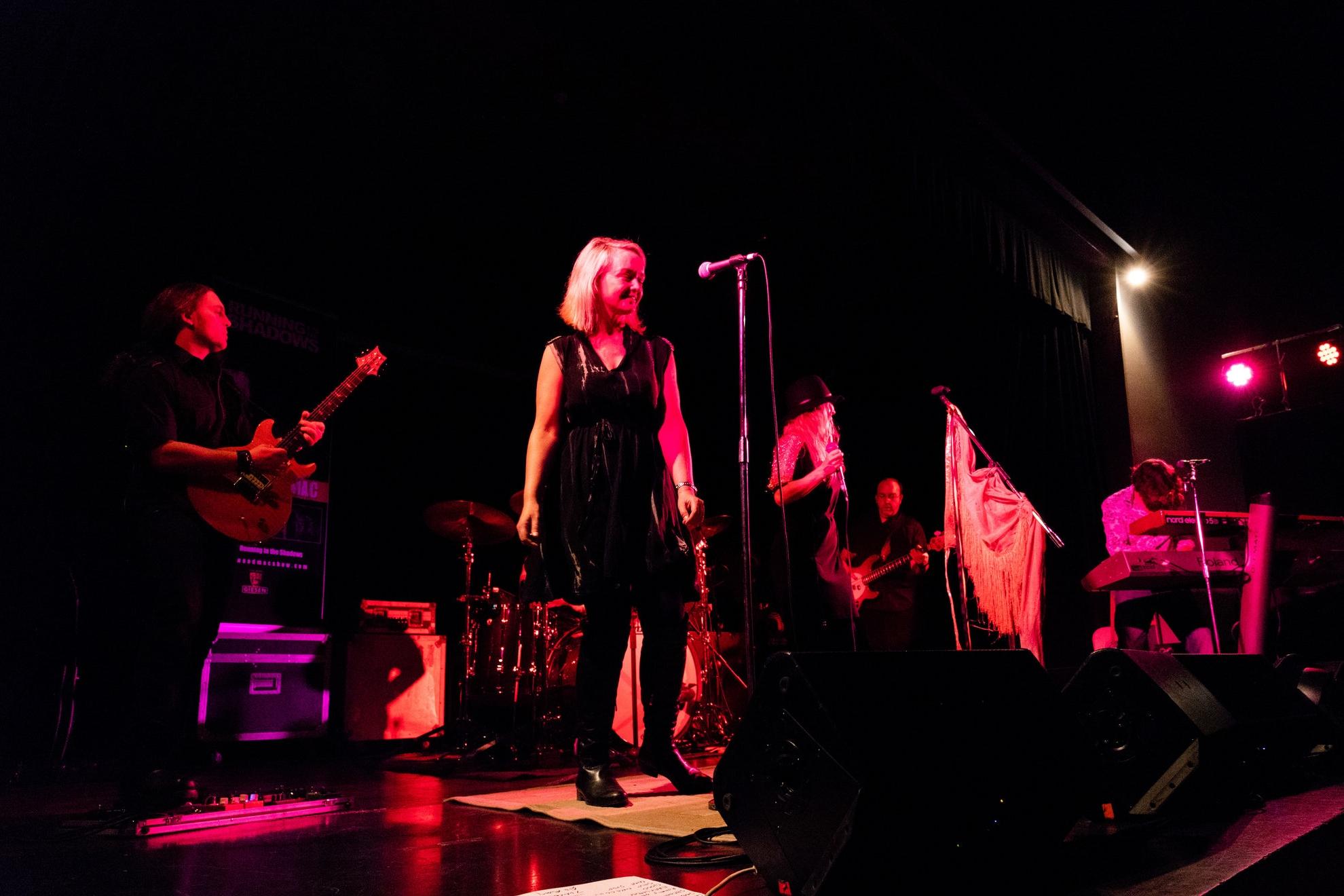 Fleetwood Mac Running in the Shadows -