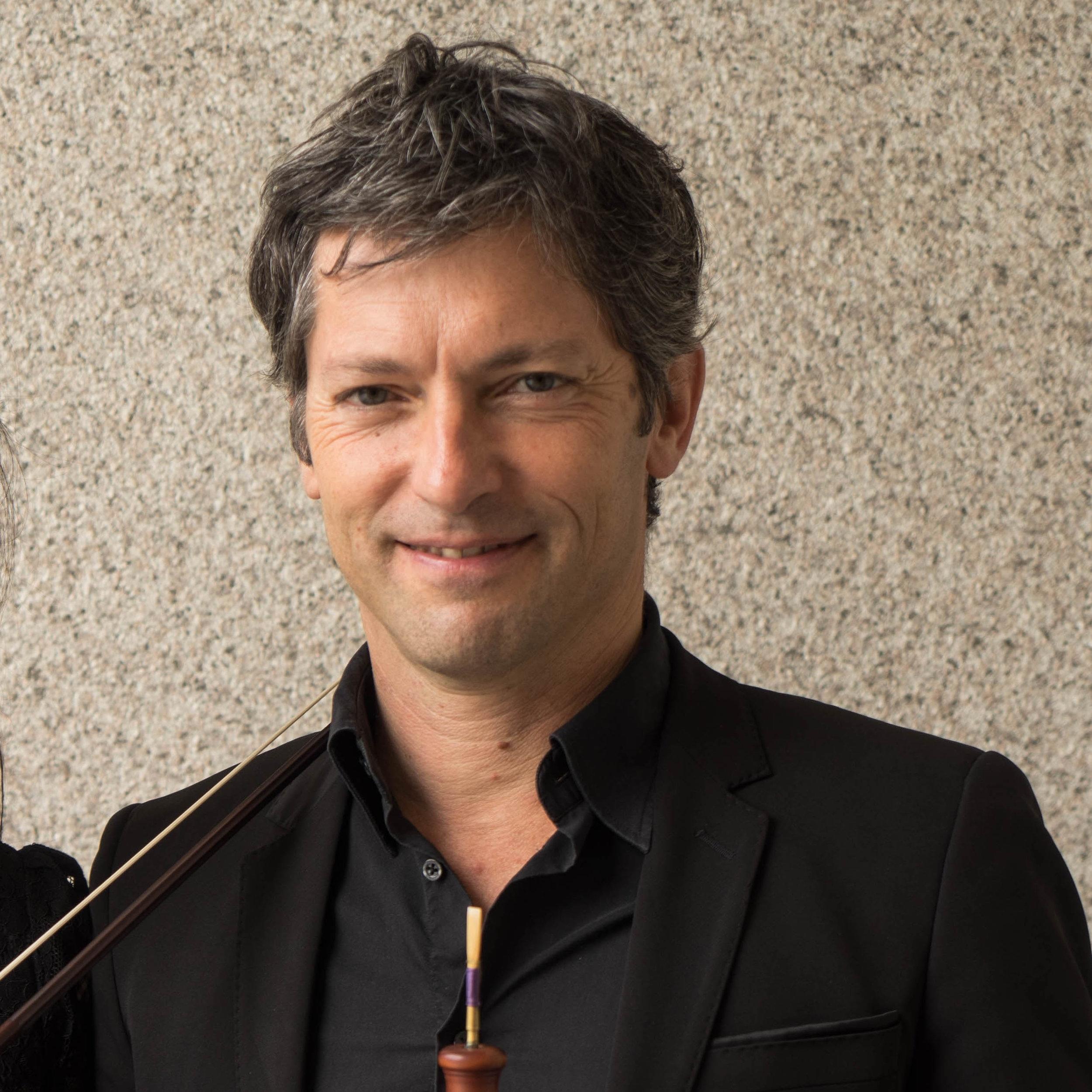 Patrick Beaugiraud - Baroque Oboe | 巴洛克雙簧管