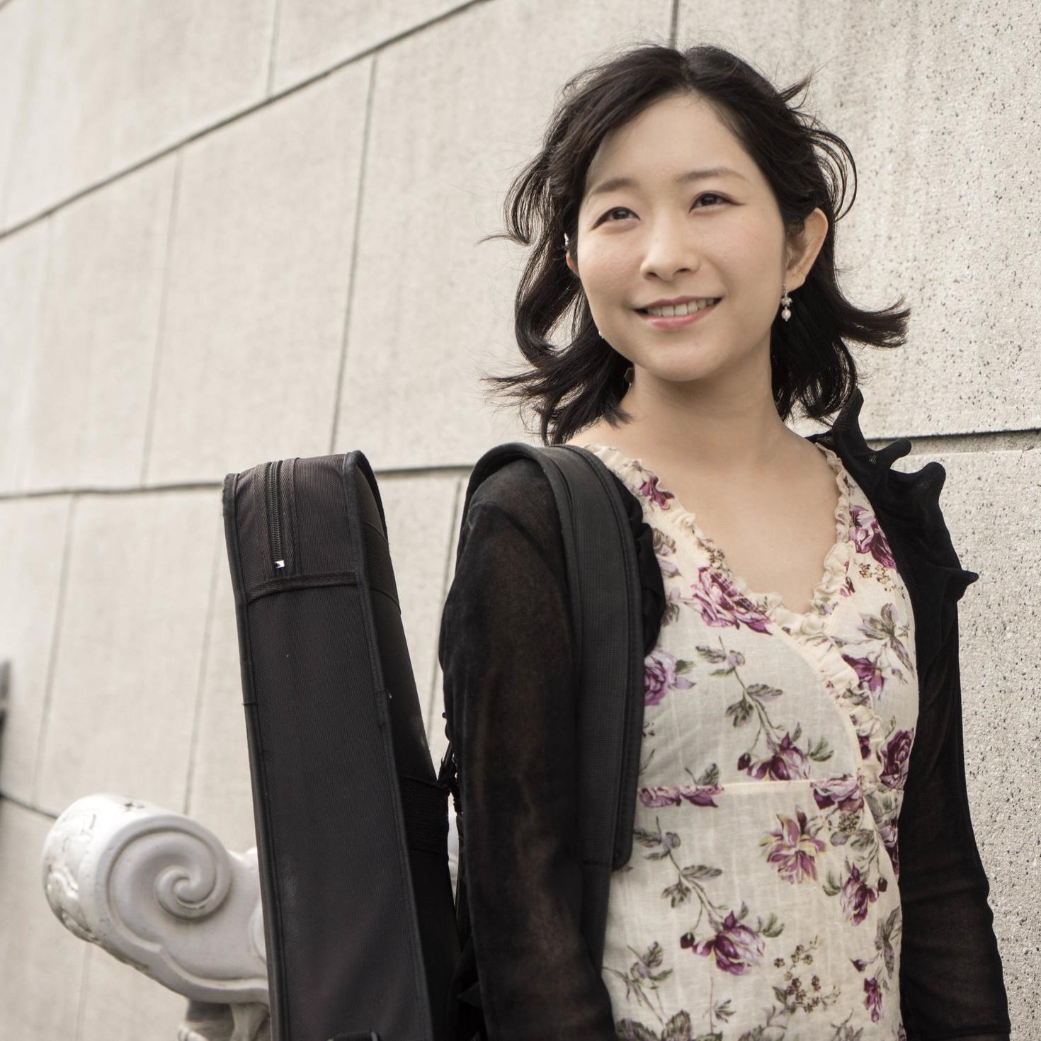 Noyuri HAZAMA 迫間野百合 - Baroque Violin | 巴洛克小提琴