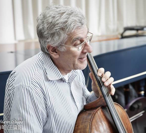 巴洛克大提琴Rainer Zipperling -