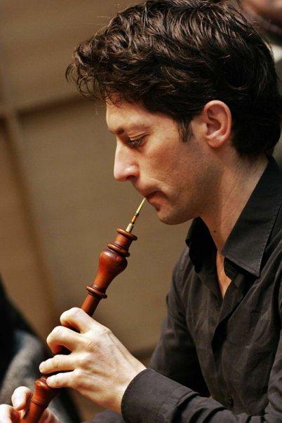 巴洛克雙簧管Patrick Beaugiraud -