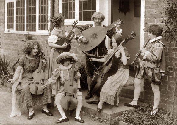 圖﹕多爾梅奇和家人