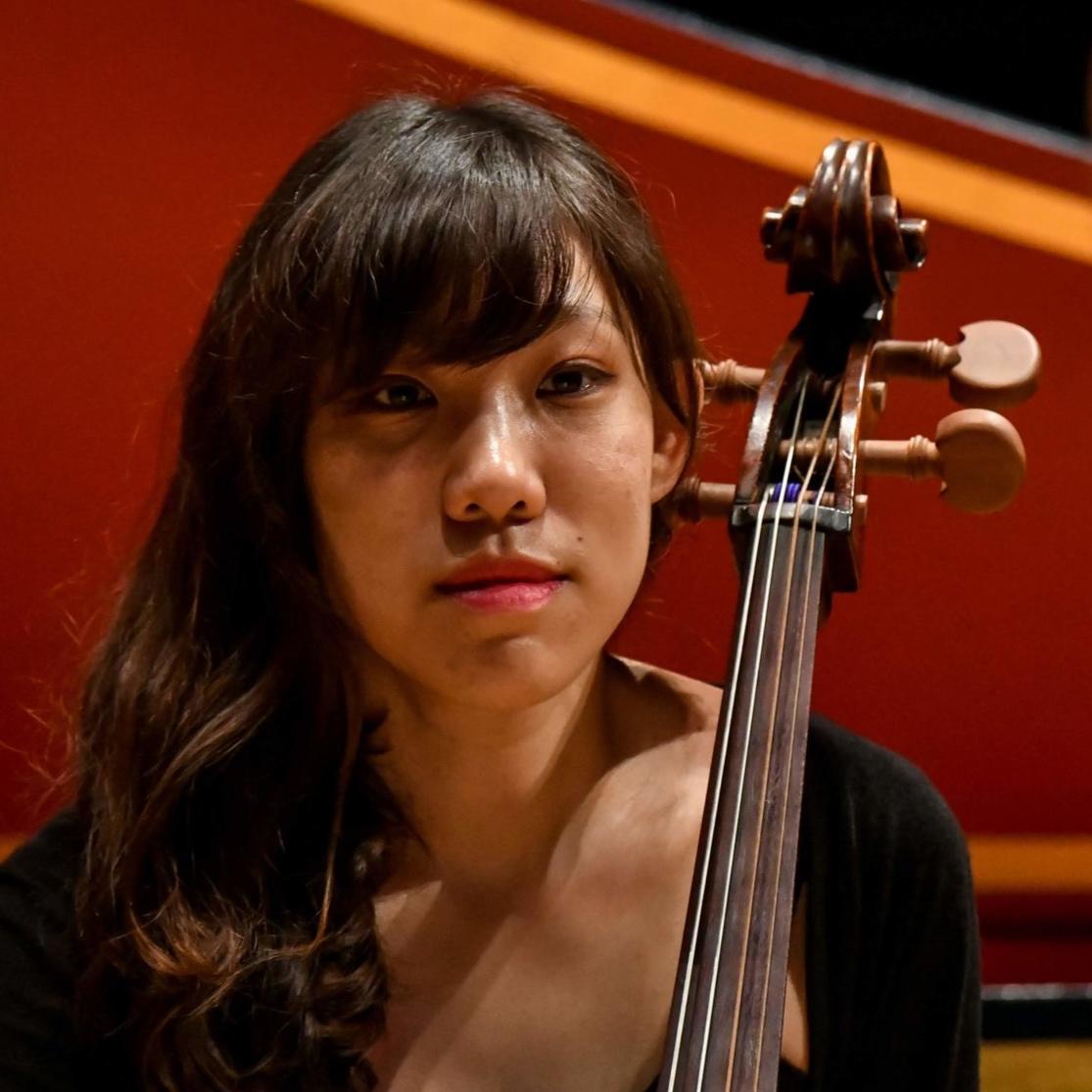 Chia-Hua CHIANG 江佳樺 - Baroque Cello | 巴洛克大提琴
