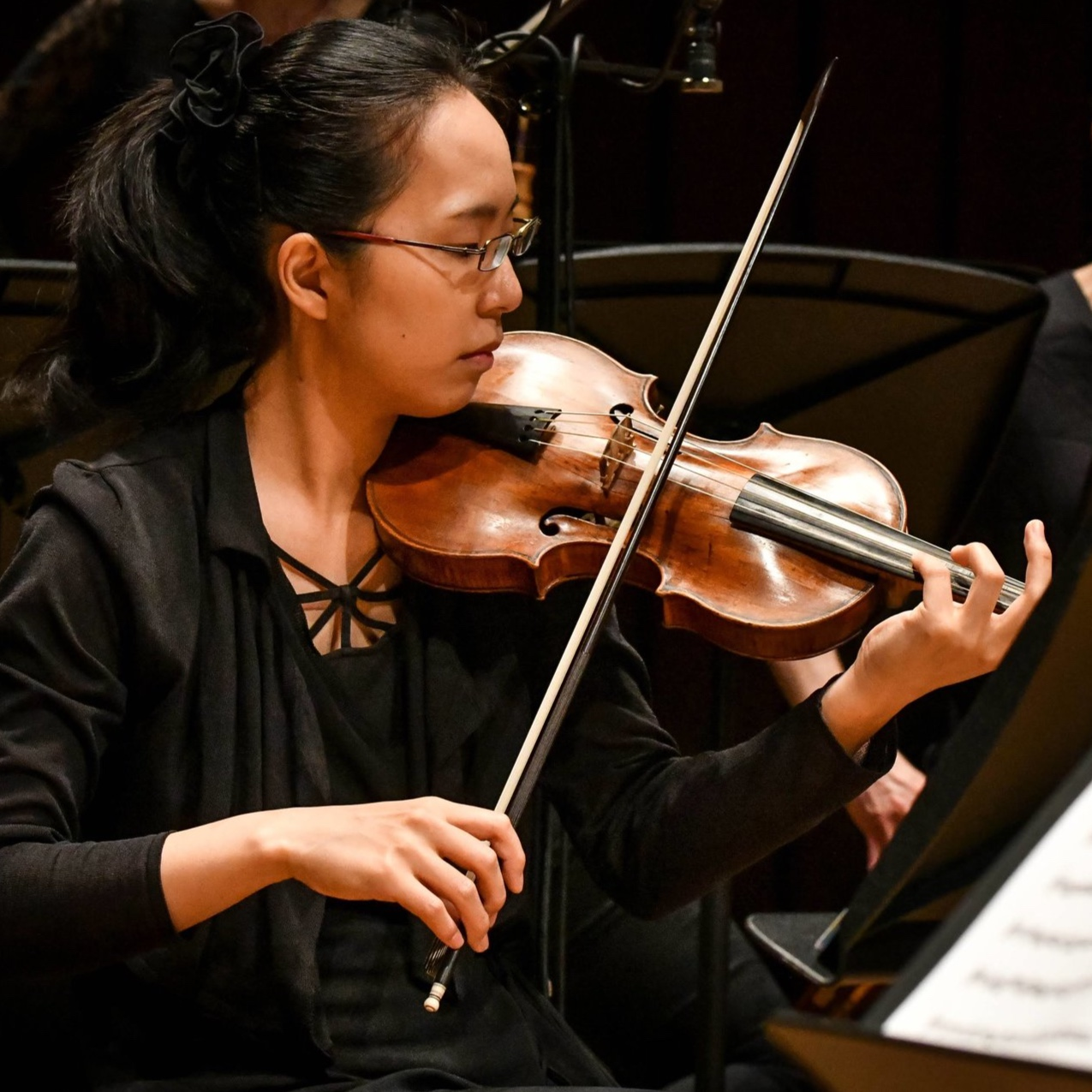 Marie TORIU鳥生真理絵 - Baroque Violin | 巴洛克小提琴
