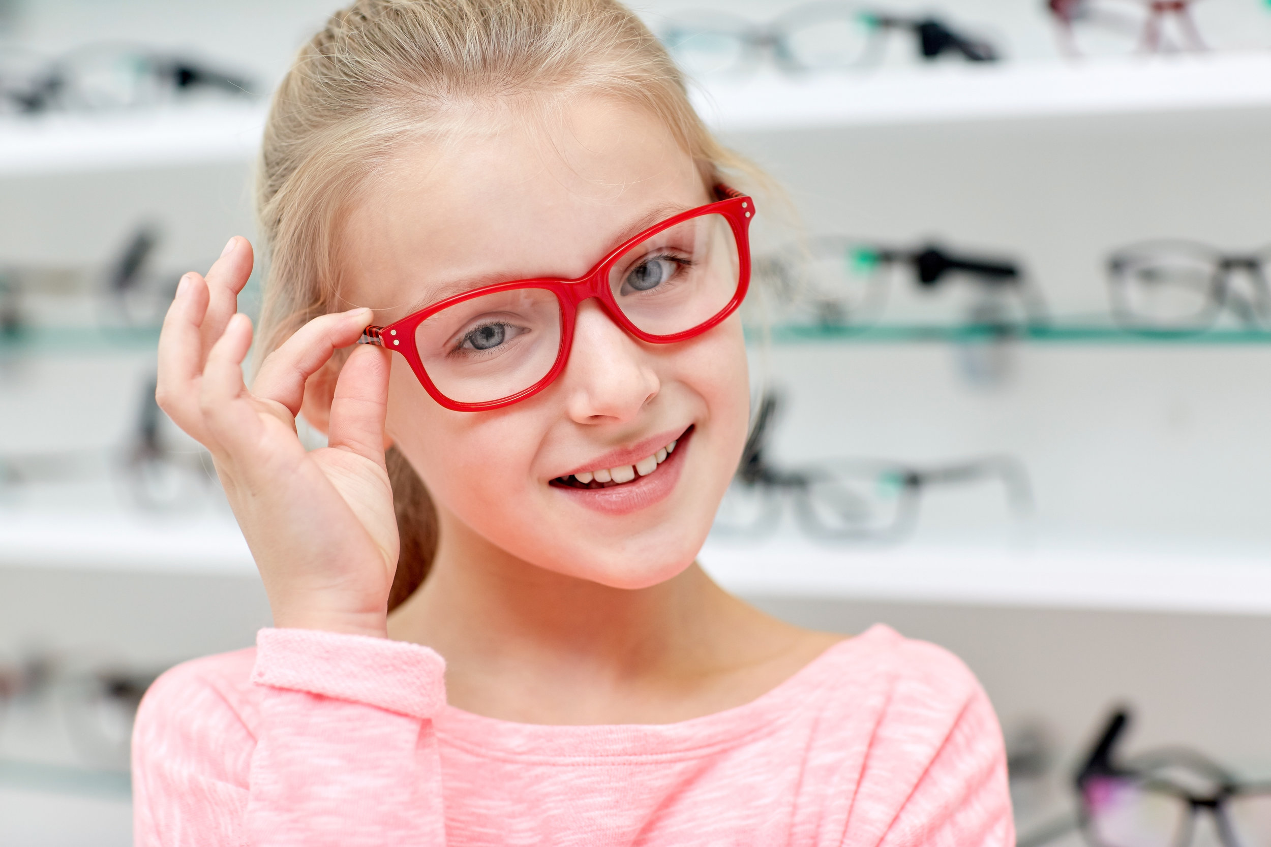 Help keep your child's prescription from getting worse with OthoK.