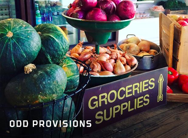 Odd Provisions