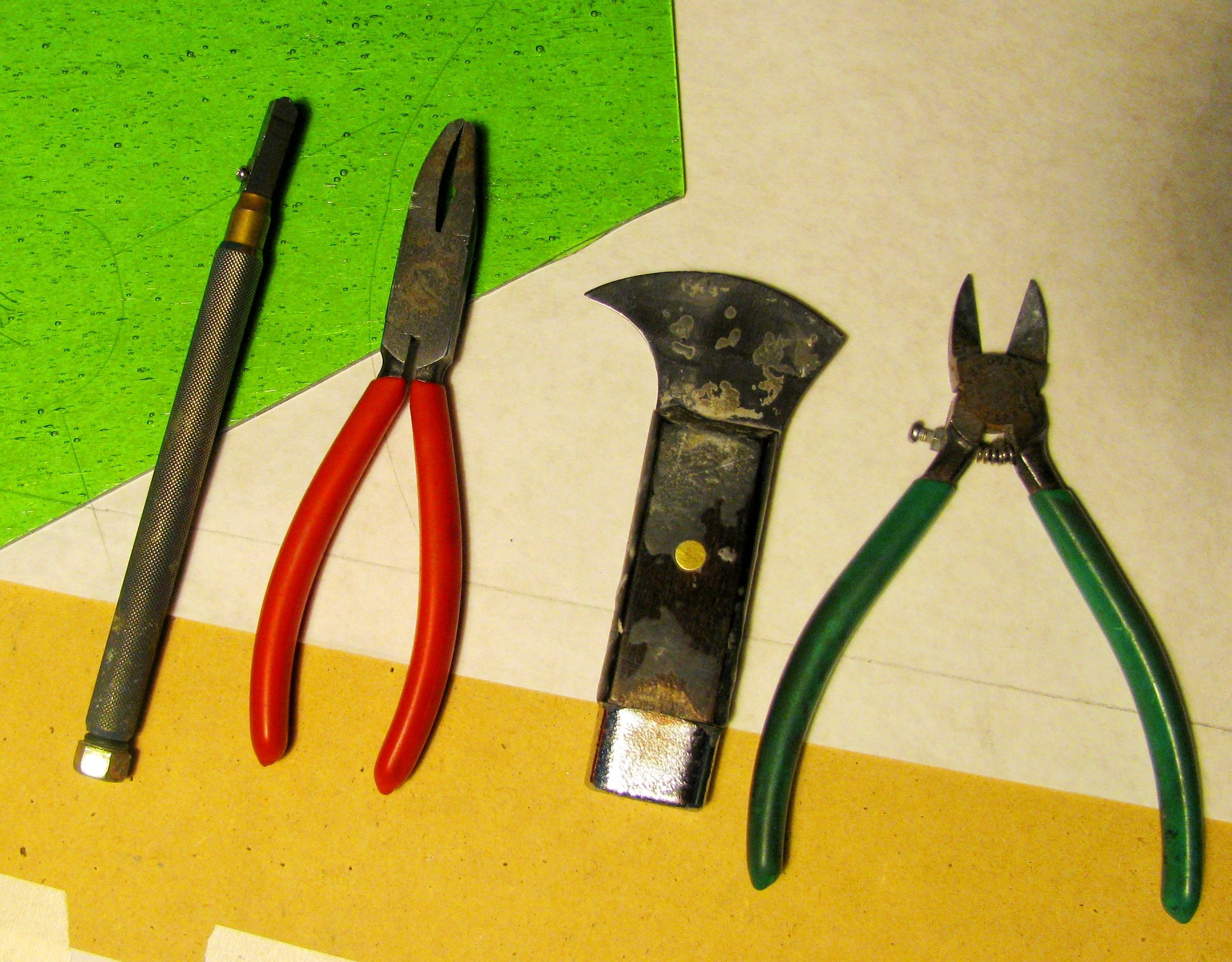 Tools for building panels