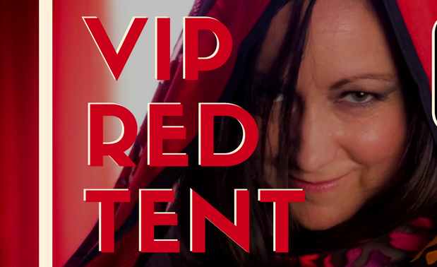 The Red Tent experience with Hot Pink YOUniversity