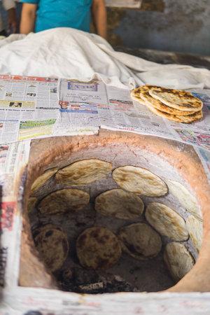 amritsar-kulcha-making