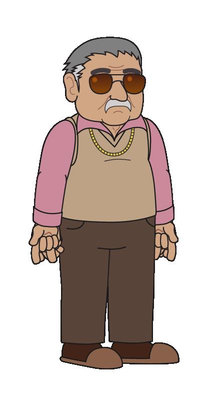 Possible former mobster: Emanuel.