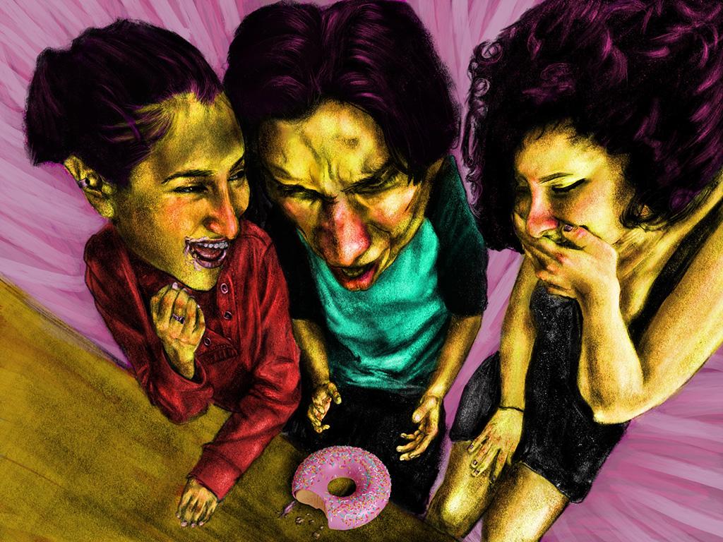 Donut Eat My Donut