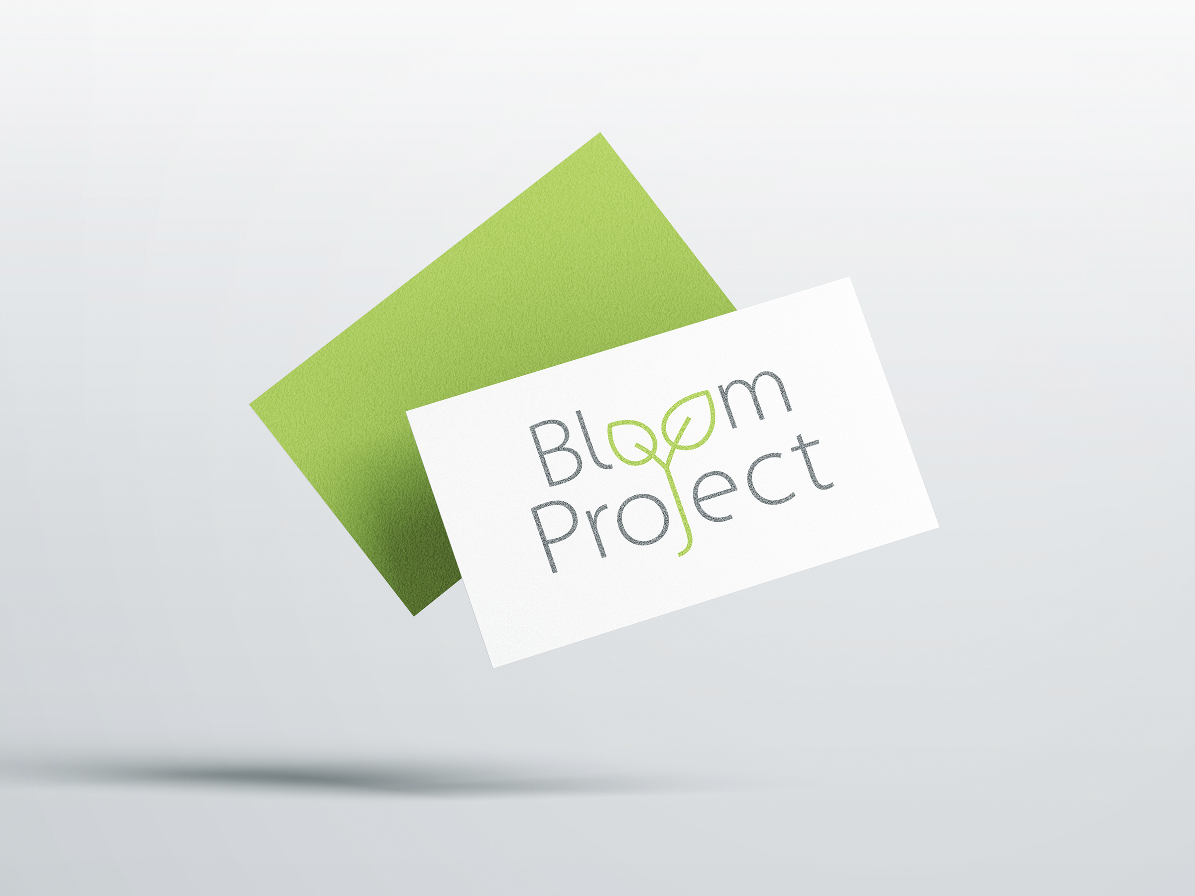 Bloom Project Logo Design