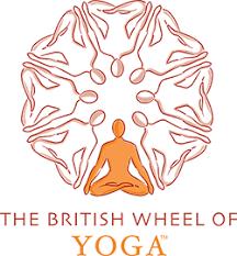 Member of the British Wheel of Yoga