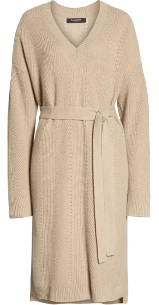CAARA Marchella Sweater Dress