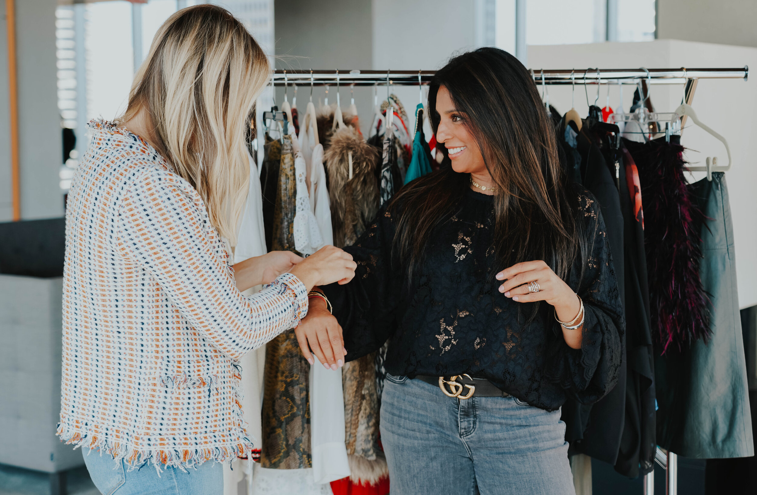 At Watson Style we empower our community of clients to pursue their best selves, and bask in their own unique beauty… - Are You Ready to Begin Your Journey?