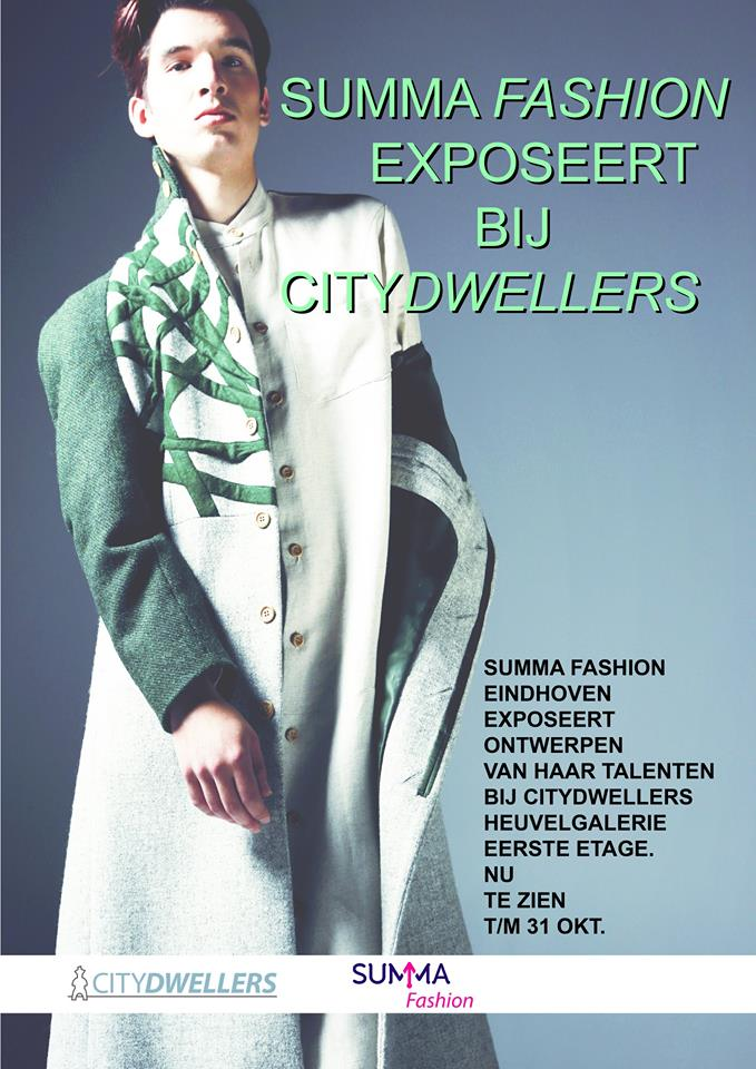 - Interns, schools en Citydwellers collaborate in expo's, studio production and events