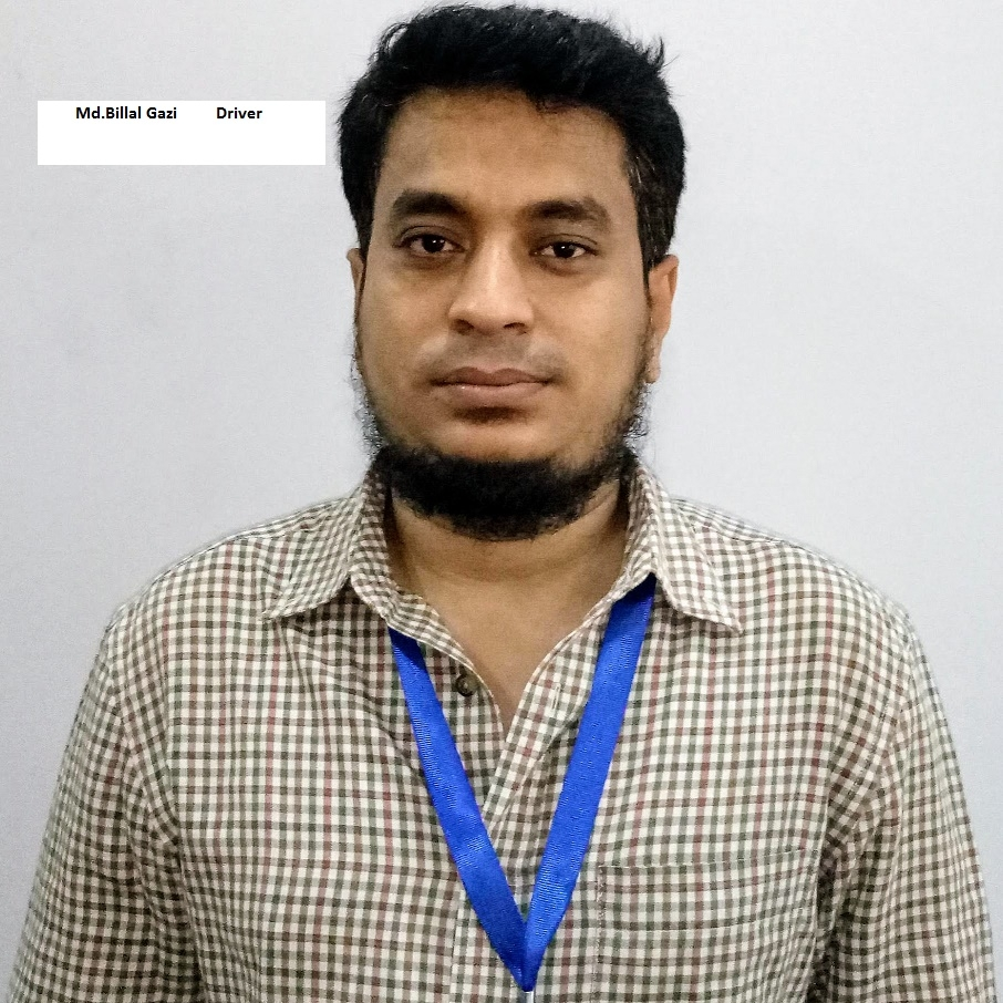 Bilal Gazi - Driver