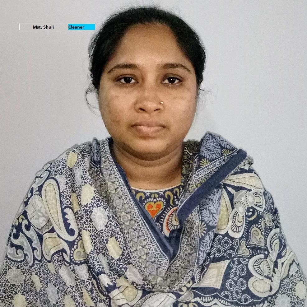 Shuli - Housekeeper