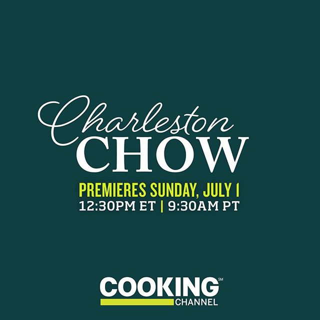 The pilot is coming! @nikkifairman @sarah.p.adams @cookingchannel #charlestonchow #stayhungry