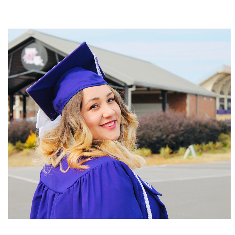 white girl graduating smiling .png