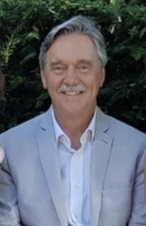 Dr Plant, Chelsea Physic Garden, August 2018