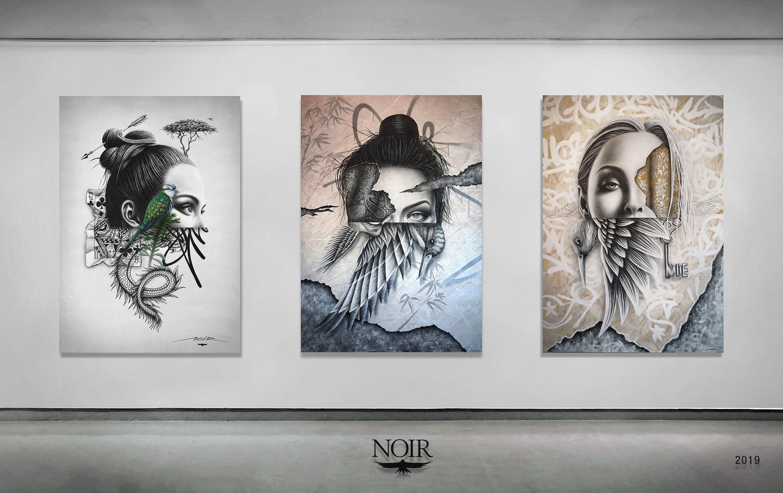 NOIR artist - 2019
