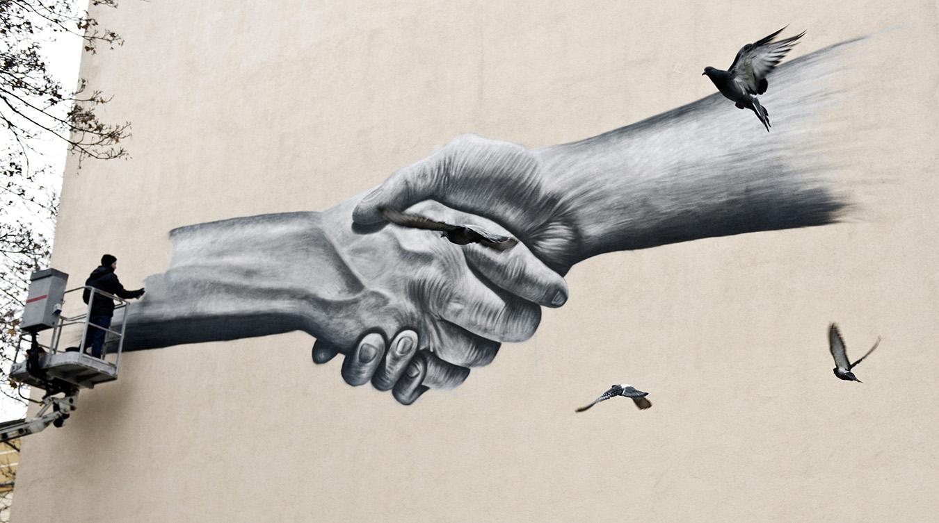 Warsaw mural - 9