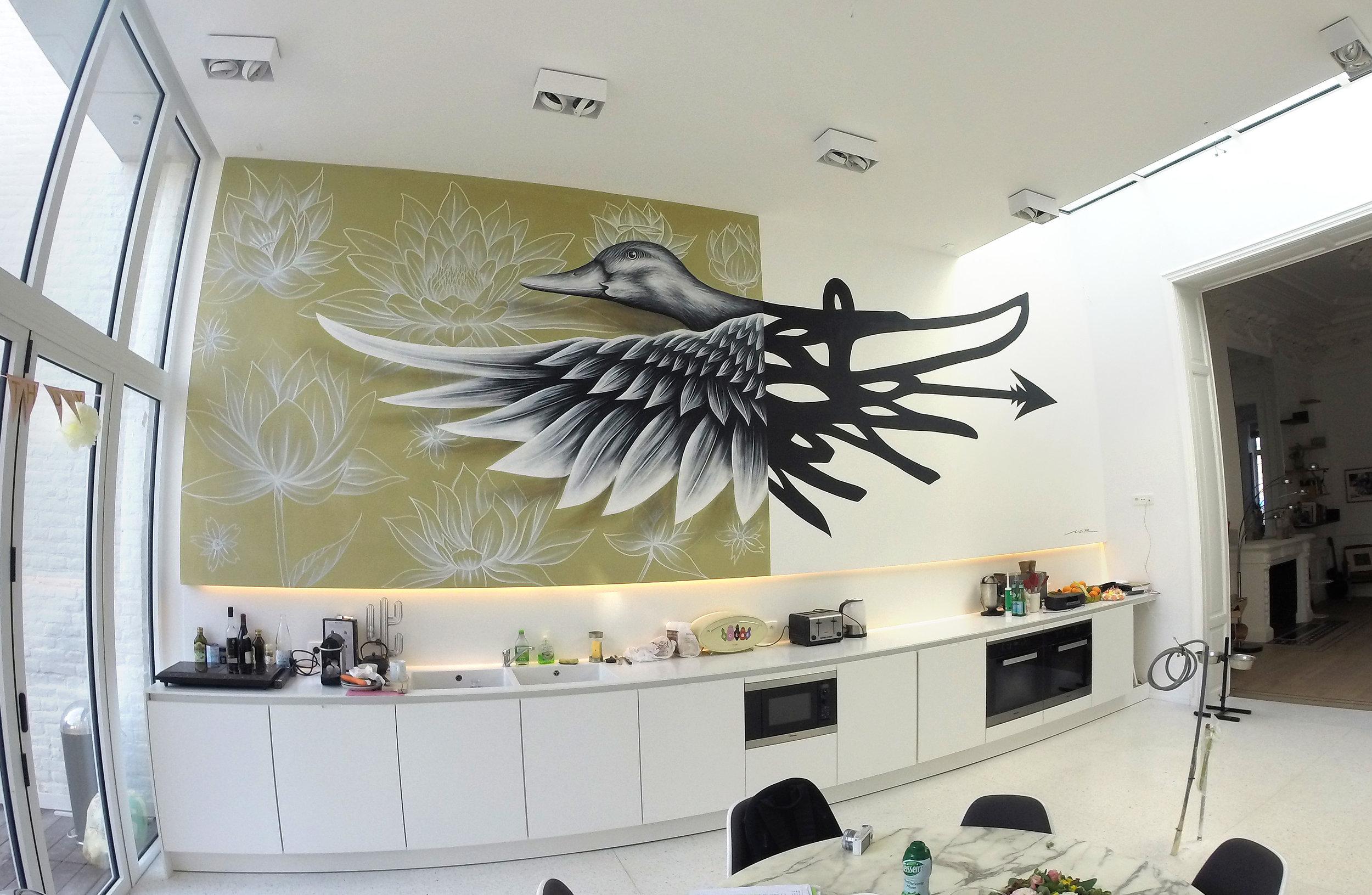 Mural painting - 10