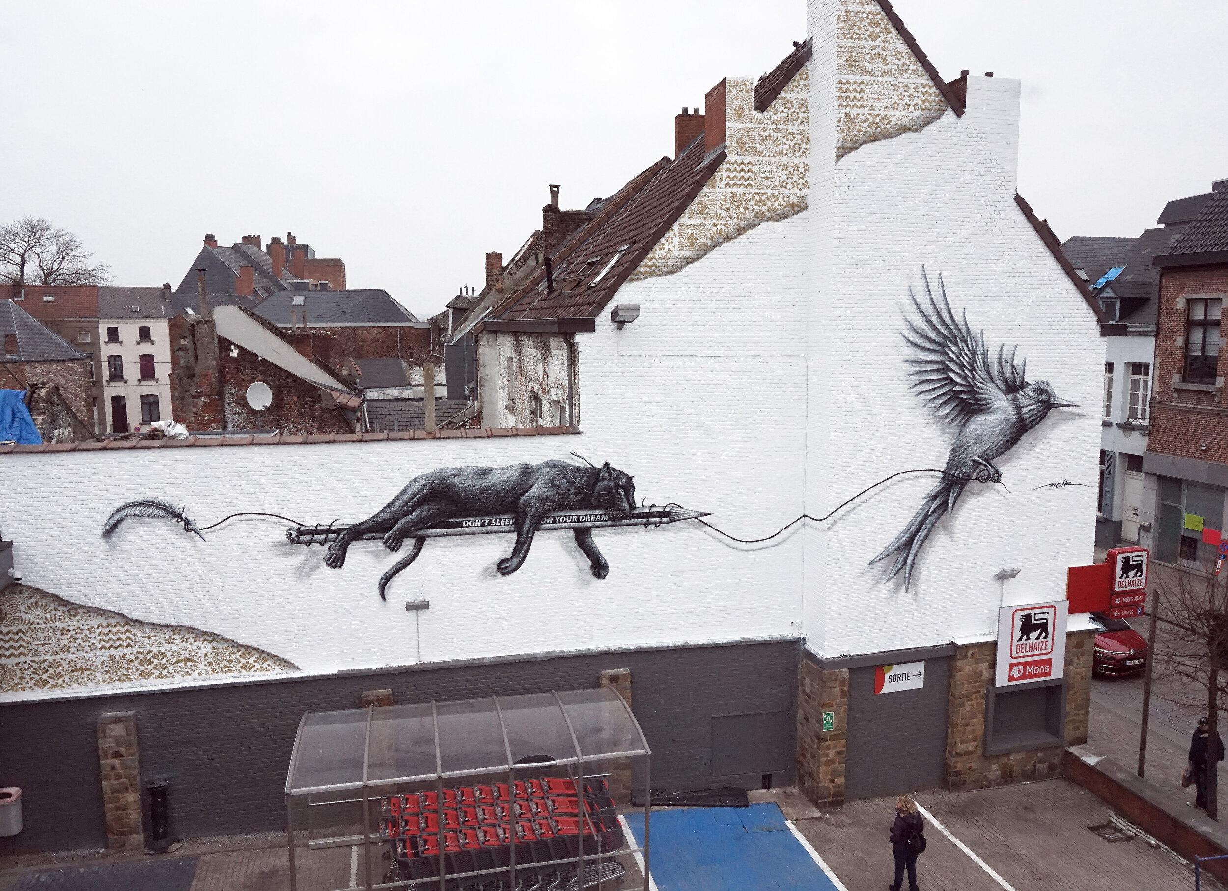 L'art habite la ville Mons