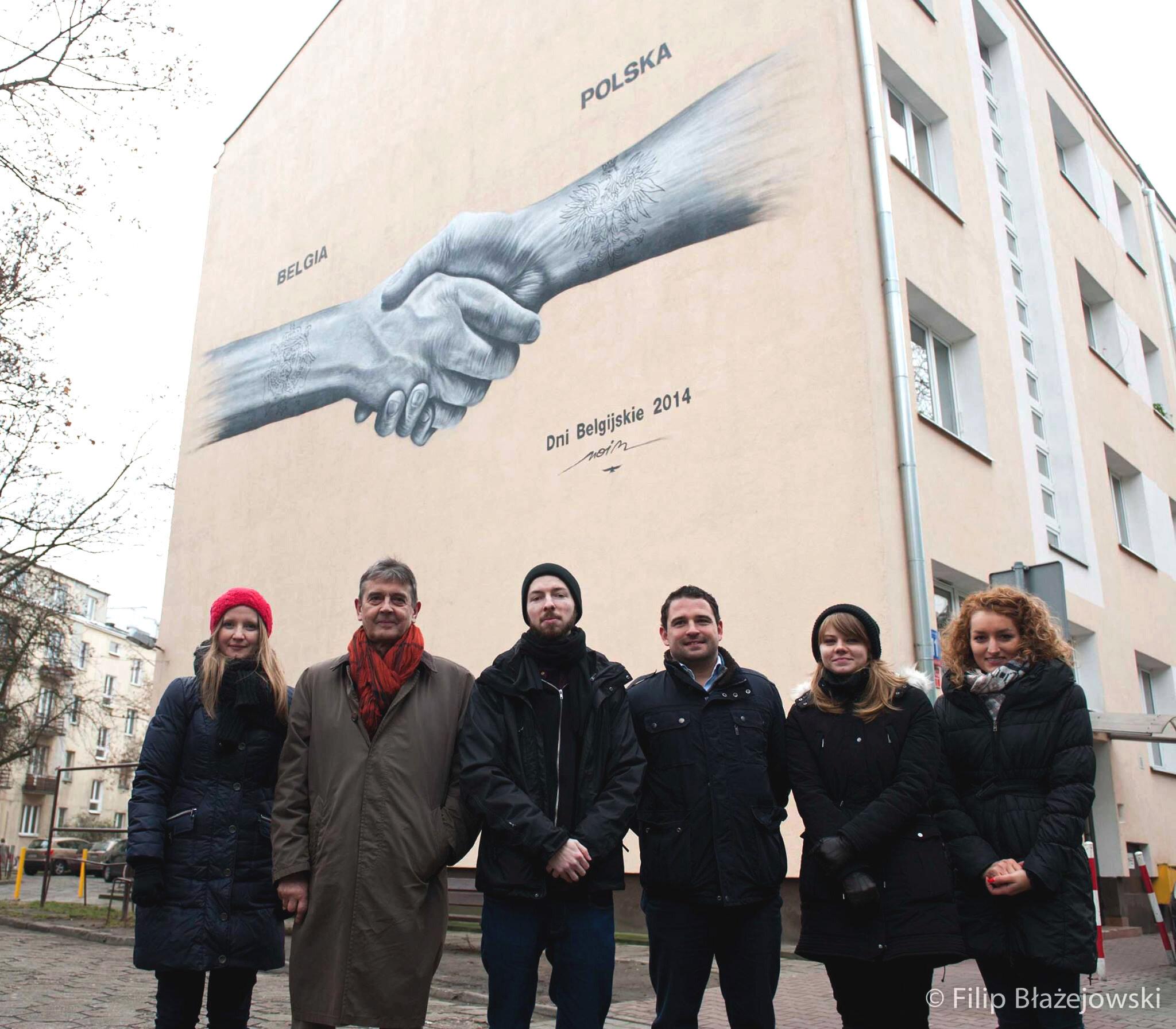 NOIR Varsovie Warsaw