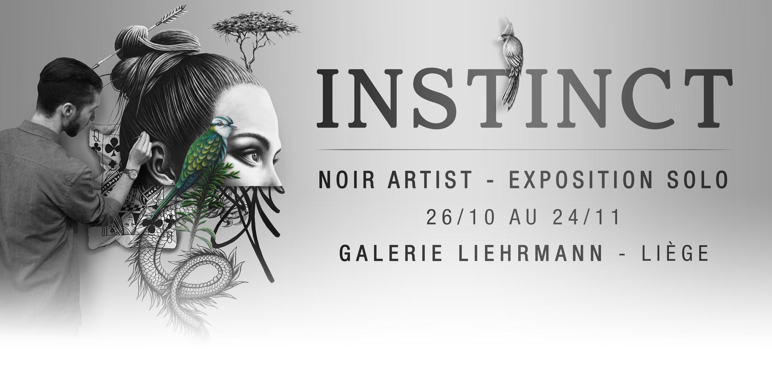 NOIR Expo Solo Instinct