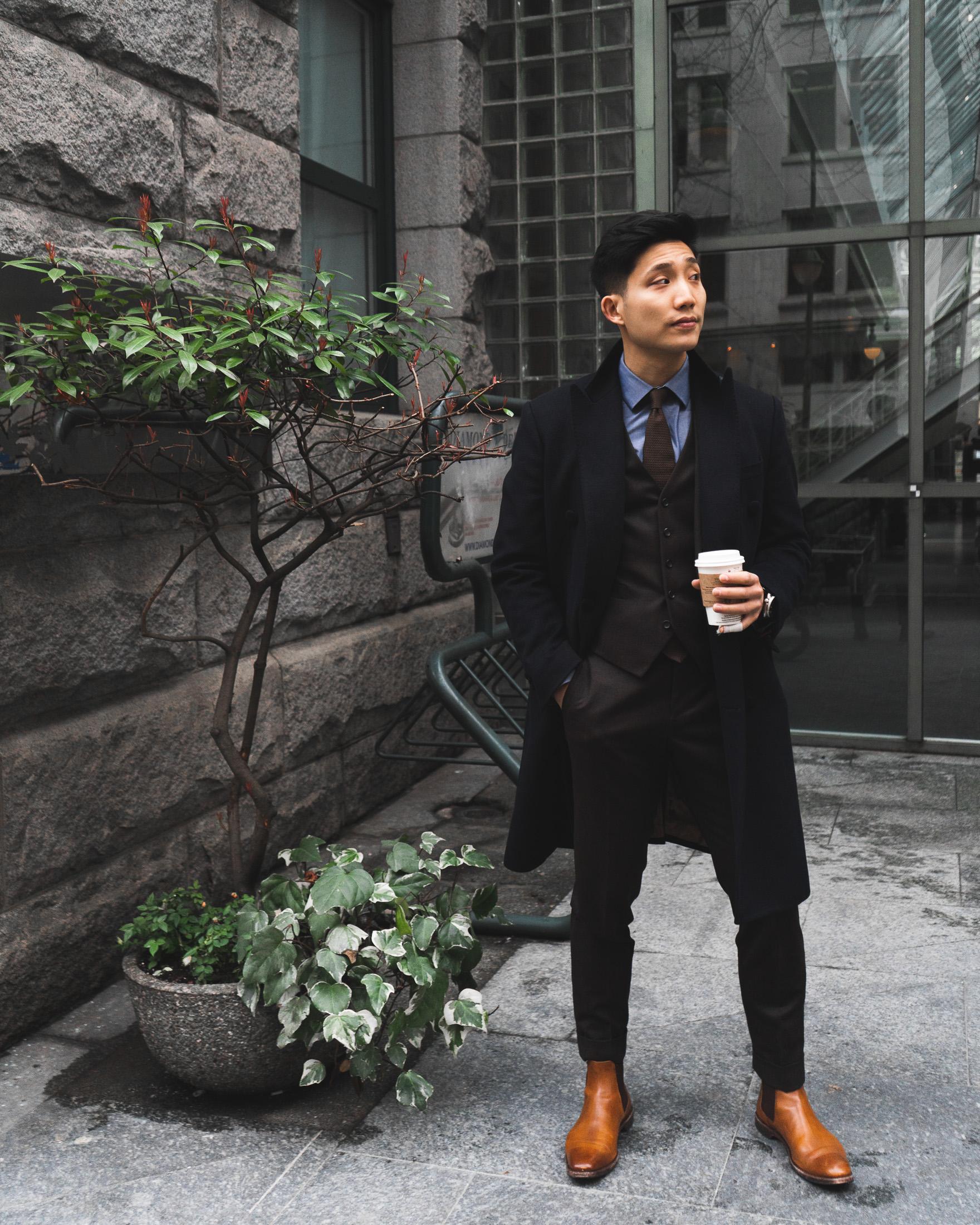 Garrison-bespoke-custom-brown-flannel-suit-navy-overcoat.jpg