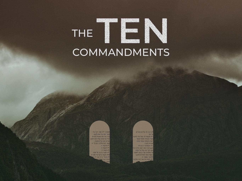 The Ten Commandments - Series Title.png
