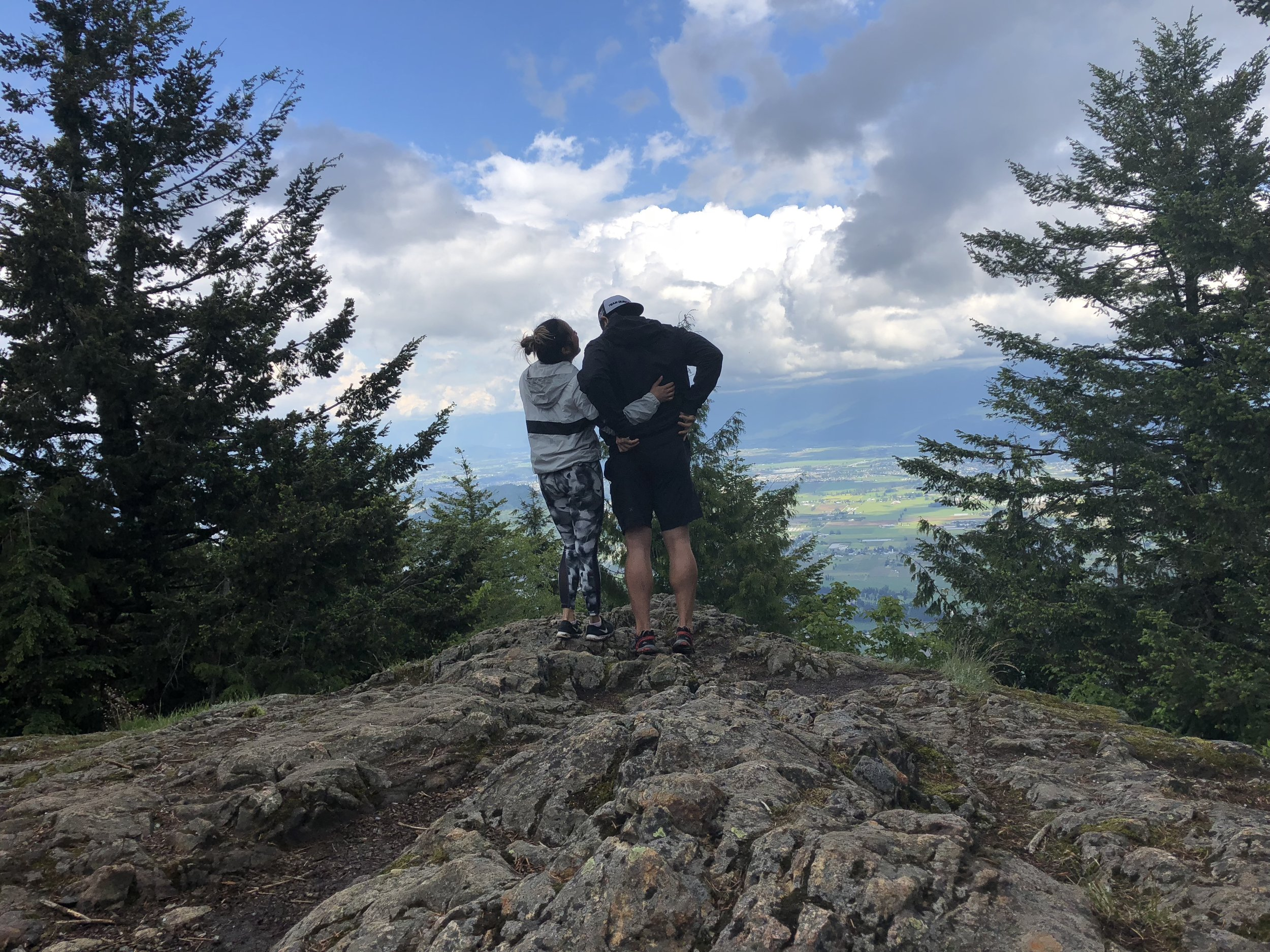 Sumas Mountain - our adventure of abby