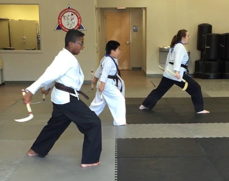 If you want to learn the ancient art developed to combat the Samurai, then this is the class for you. Develop your skills in weapons like the bo, nunchaku, sai, tonfa and kama.