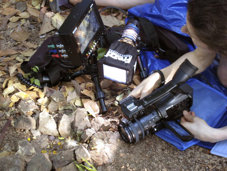 Filming WE RULE, Panama