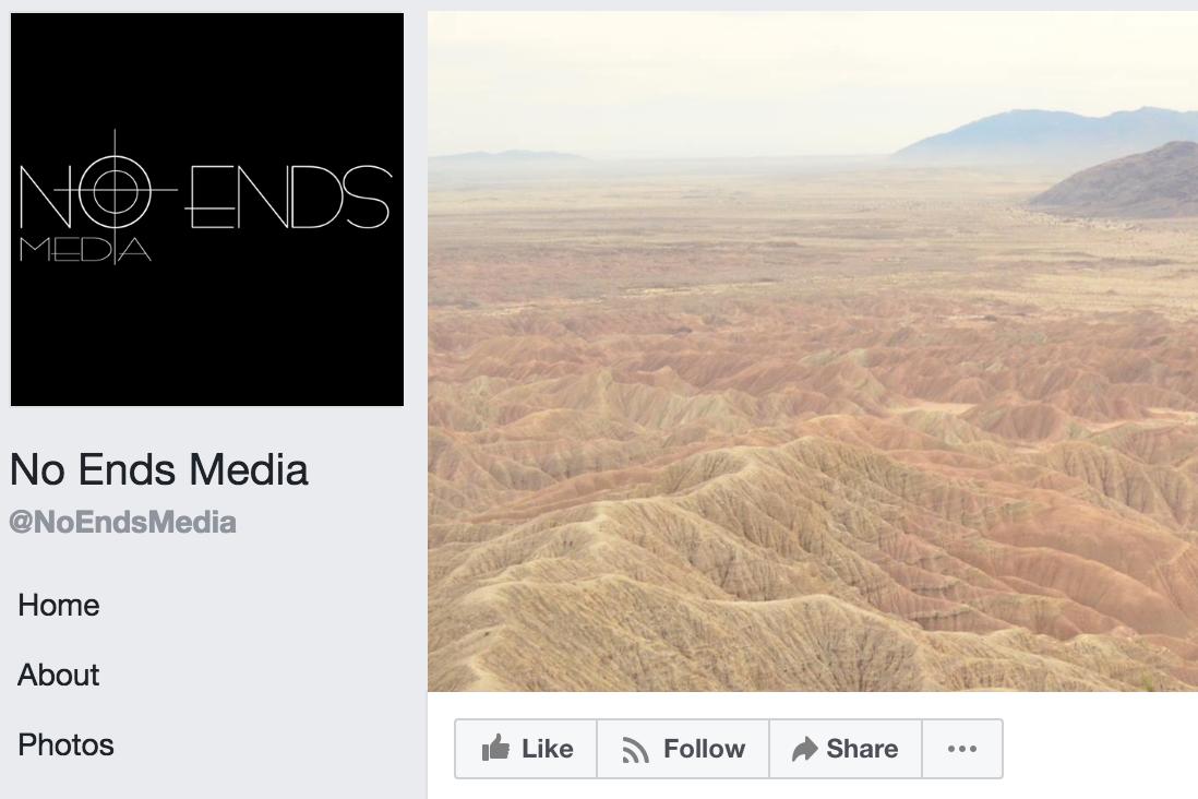 no ends media facebook