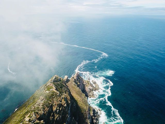 The southern most point of South Africa 🇿🇦