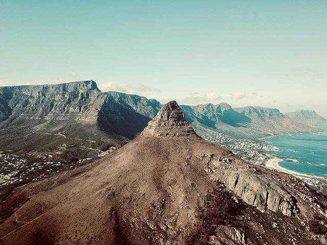 Beautiful day today at Lions Head