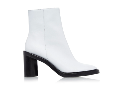 Acne Studio Boots - Favorite fall bootie that will go with a good pair of kick flares or a floral sundress.