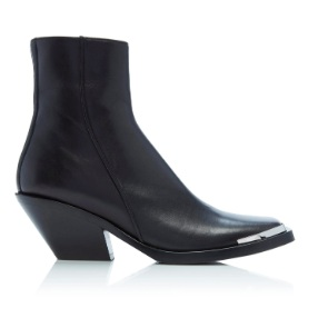 Acne Studios - If I'm really in need of a Western Leather Boot upgrade. But consider this a wishlist. I. Need.