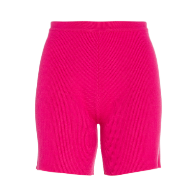 Penny Colored Biker Shorts - A versatile short that's comfy and just the right length is the perfect addition to any athleisure wardrobe. Wear these with an oversized t-shirt and a chunky tenny.