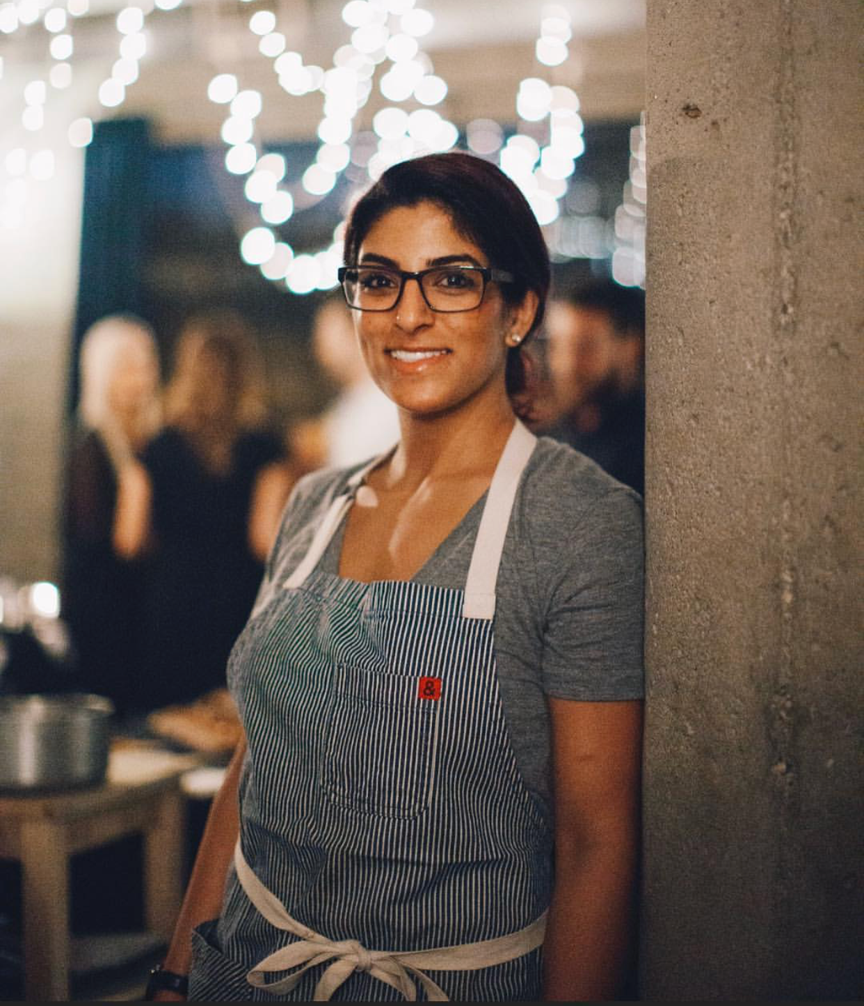 "Beeta Mohajeri - Executive Sous Chef    @chef.mbeetz   Chef Beeta comes to us from Canada! Majoring in Biology at UW in Seattle, she quickly switched paths and followed her hunger. She learned Farm to table on Whidbey Island, working with farmers and other Chef's for the freshest quality ingredients. She's since trained at Commanders Palace in New Orleans, and made her way to Orange County to pursue her brand ""BeetzEats"". She's a celebrity Private Chef (Simon Cowell, Tyra Banks & Leonardo DiCaprio to name a few…) She's your girl when it comes to intimate dinner parties & smaller catering gigs."