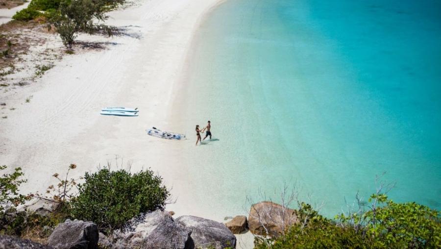 Beachfront, Lizard Island Resort