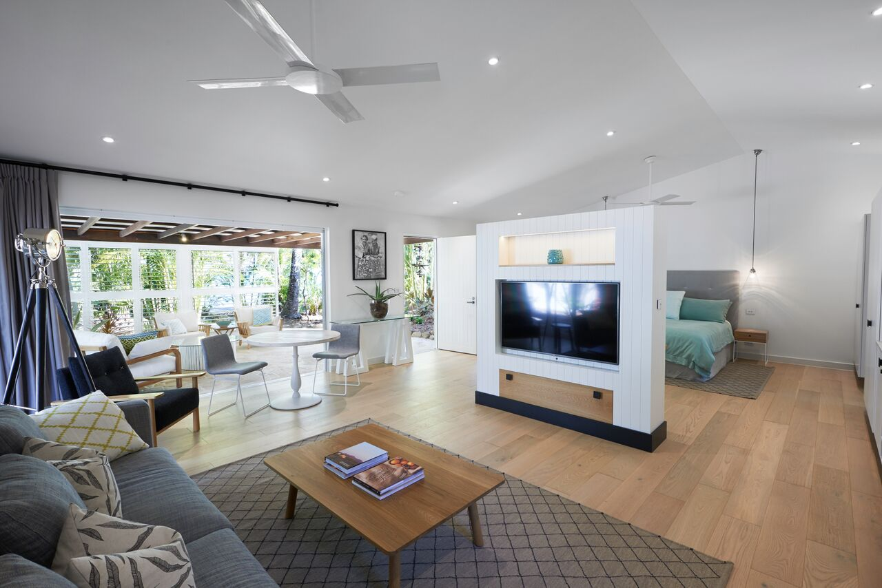 Orpheus Island Lodge South Suite accommodation