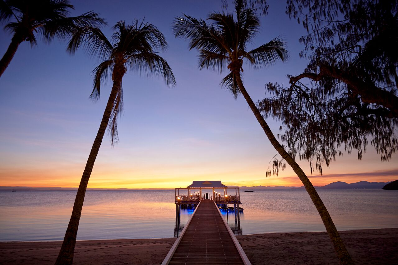 Orpheus Island Lodge luxury stay Australia