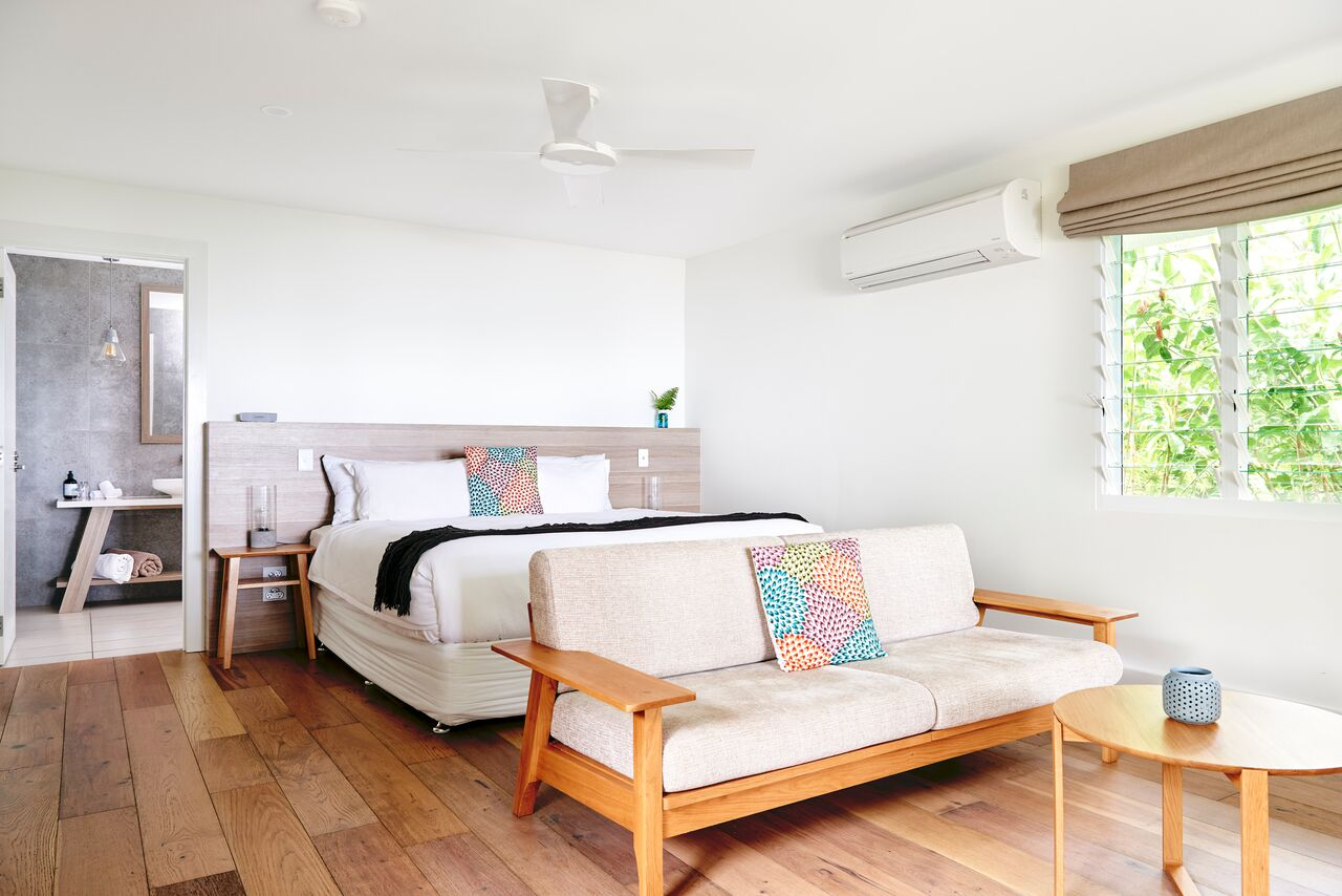 Orpheus Island Lodge beachfront accommodation